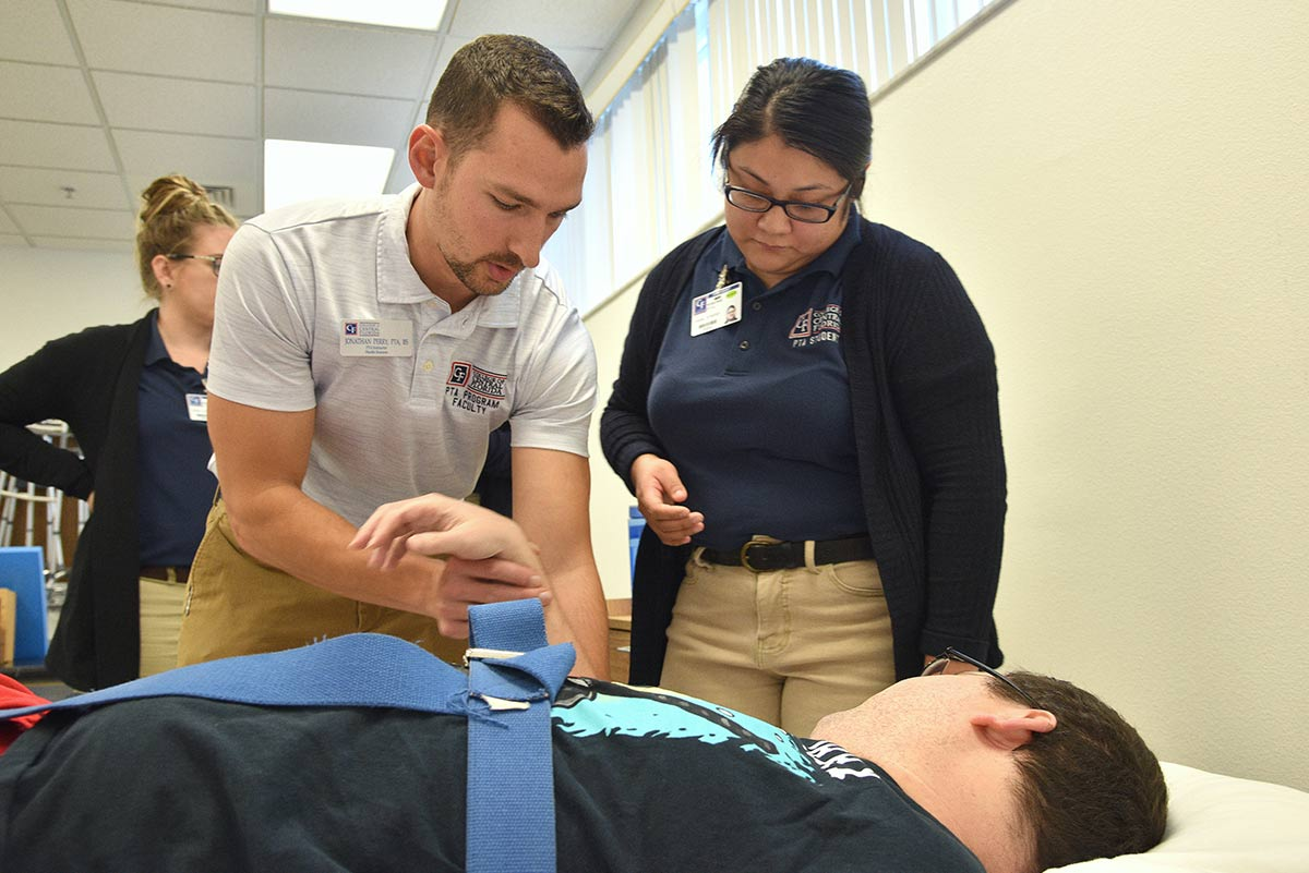 Physical Therapist Assistant Class