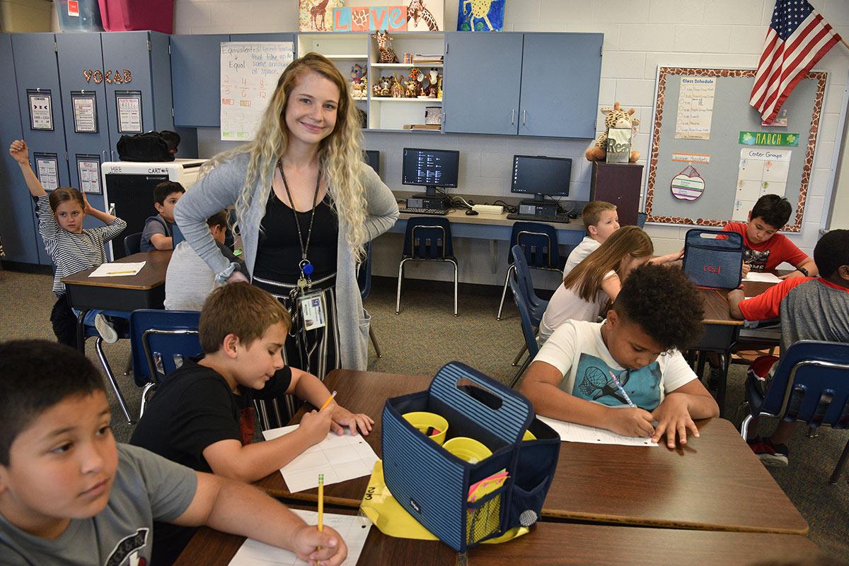 Teacher Education at CF