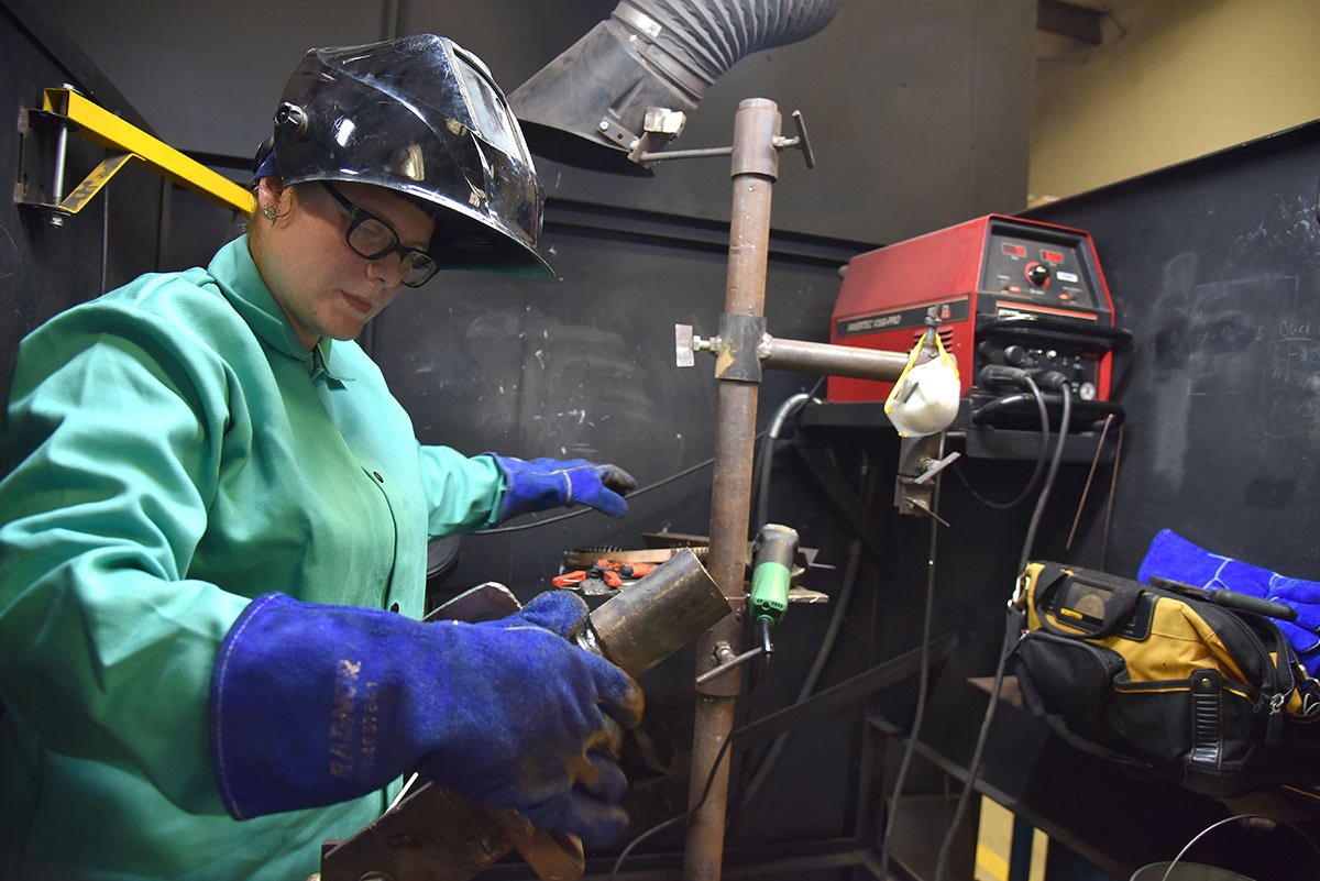 Welding Technology at CF