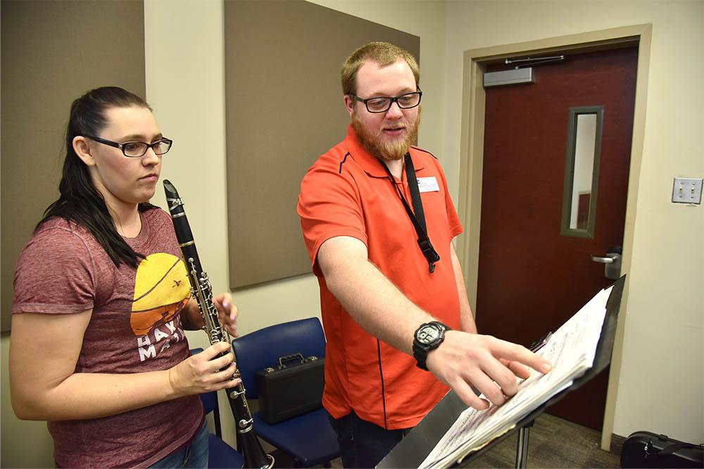 Instrumental Practice