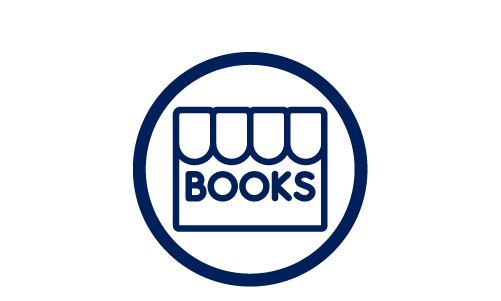 Bookstore Icon