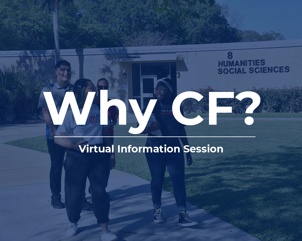 CF Virtual Information Session