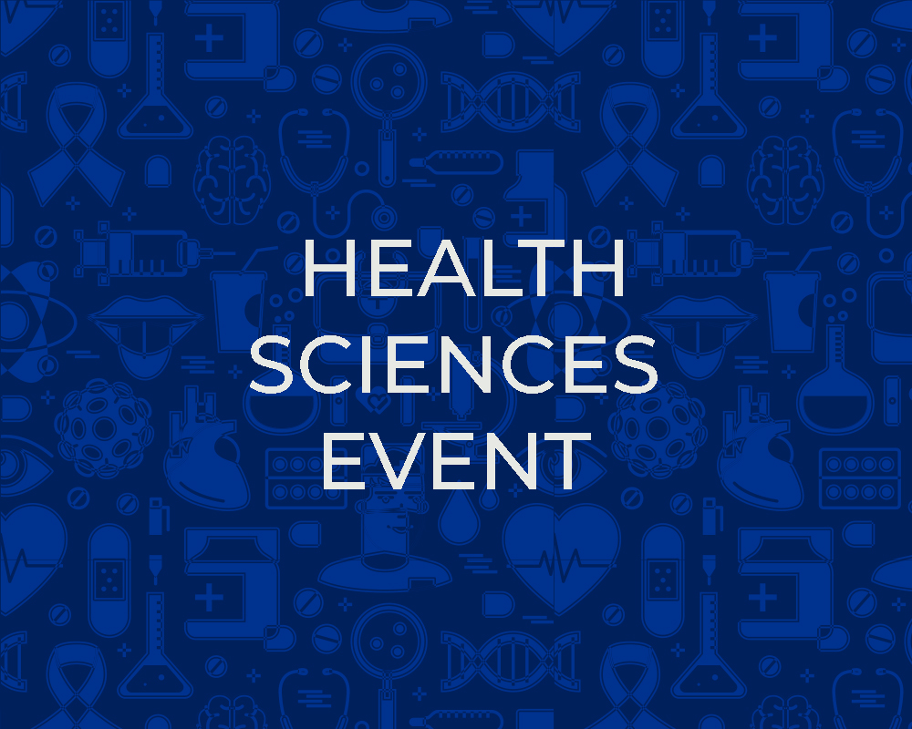 Health Sciences Event