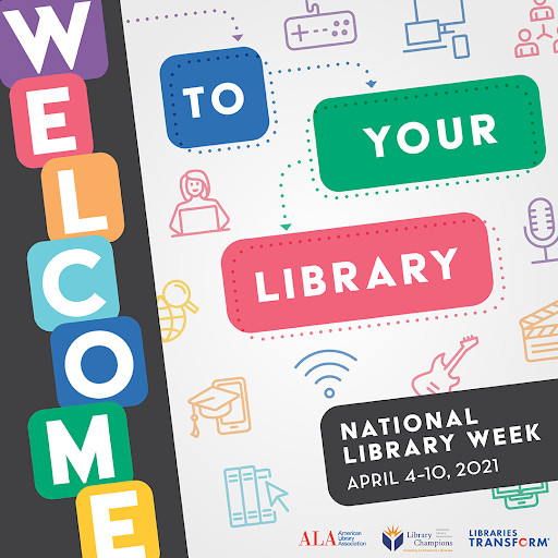 Library Week Image
