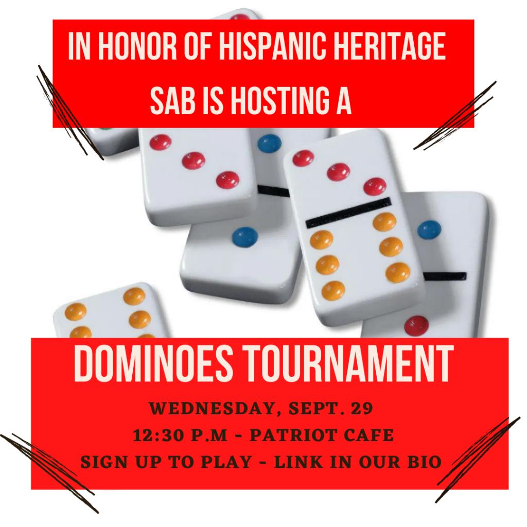 dominoes tournament